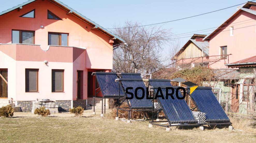 solare presurizate SOLARO